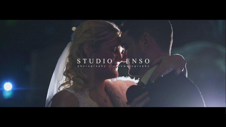 De Courceys Manor Wedding Videographer | Sarah and James Wedding Teaser