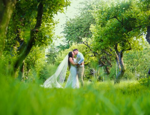 Destination Wedding Videographer at Chateau La Durantie with Jenna and Brendan