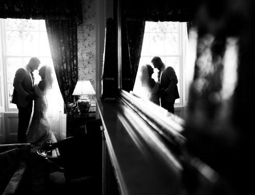 Ellie and Dan's New Country House Hotel Wedding