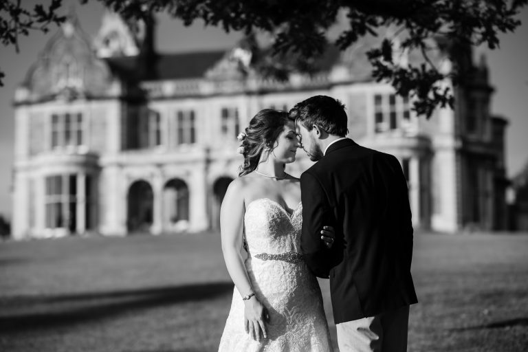 Roo and Toms Clevedon Hall Wedding